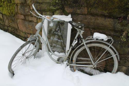 Das Fahrrad vom Weihnachtsmann ?